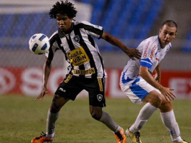 Cortez é ex-jogador do Botafogo (Foto: Divulgação/Botafogo)