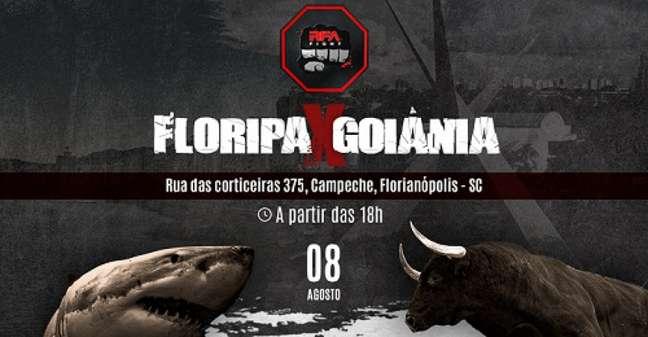 Evento de estreia do RFA Fighting será realizado no dia 8 de agosto (Foto: Divulgação)
