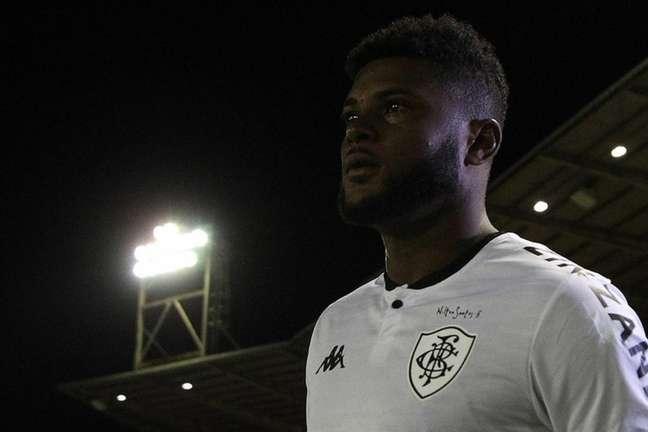 Rafael Carioca foi pedido do até então técnico Marcelo Chamusca (Foto: Vítor Silva/Botafogo)