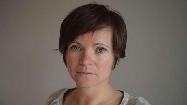 Lucy Adams, correspondente da BBC na Escócia, está doente desde março de 2020