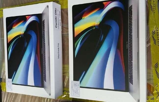 """MacBook Pro 16"""" pode ser adquirido em leilão da Receita Federal"""
