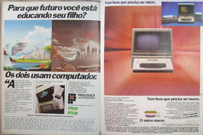 Isso mesmo. O nome do clone é Elpa II. O brasileiro é infinitamente cara de pau.