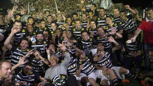 O Brasileirão de 2015 foi o penúltimo vencido pelo Corinthians (Foto: Daniel Augusto Jr/Ag. Corinthians)