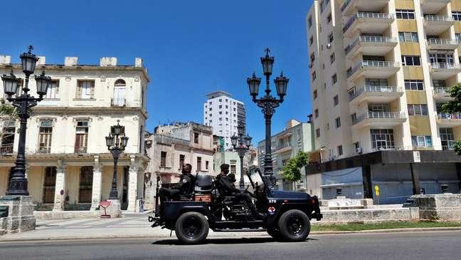 Autoridades cubanas negam que haja desaparecidos após os protestos