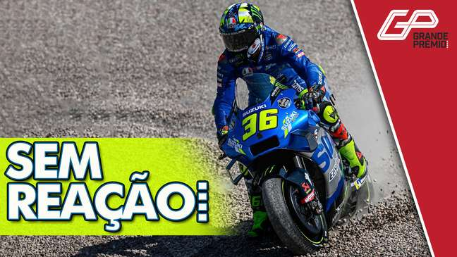 A fase instável da Suzuki é assunto do GP às 10 de hoje