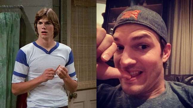 Michael Kelso interpretado por Ashton Kutcher.