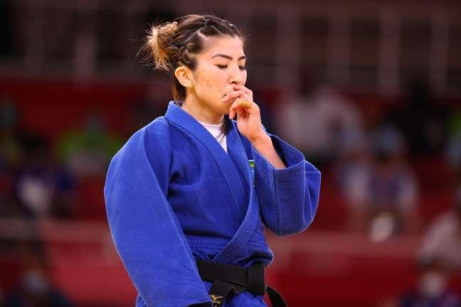 Gabriela Chibana perde para Nº 1 do mundo e dá adeus no judô