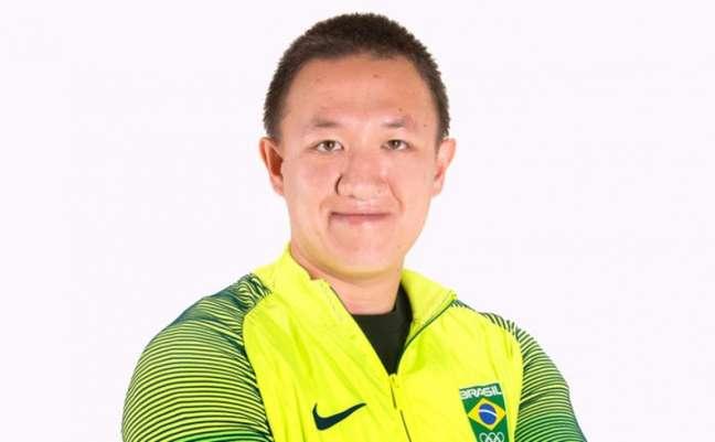 Felipe Wu foi eliminado no tiro esportivo neste sábado nos Jogos Olímpicos (Foto: Aline Bassi / Balaio de Ideias)