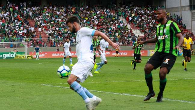 Coelho e Tricolor Gaúcho não se enfrentam na Série A desde 2018- (Rodney Costa / Eleven)