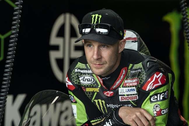 Jonathan Rea não refutou rumores de mudança para MotoGP