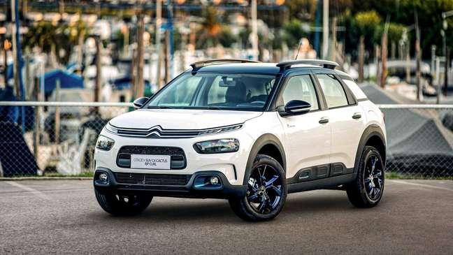 Citroën oferece bônus extra de até R$ 13 mil para o C4 Cactus.