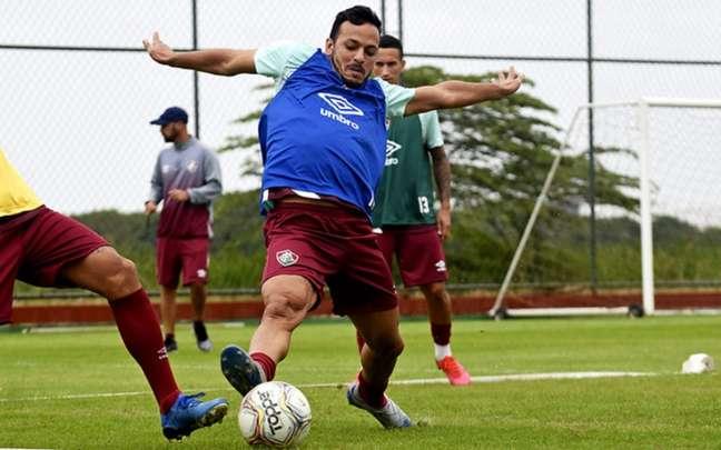 Yago Felipe afirmou que Fluminense não aproveitou as chances criadas (Foto: MAILSON SANTANA/FLUMINENSE FC)