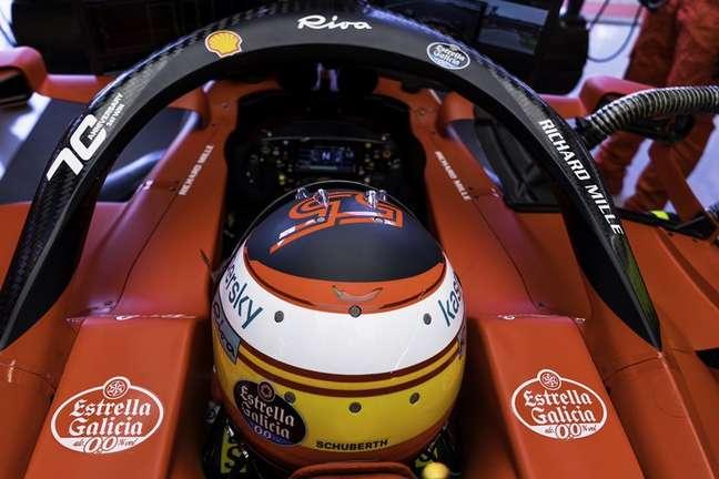 Carlos Sainz terminou o GP da Inglaterra em sexto, mas sentiu que poderia ter ido ao pódio