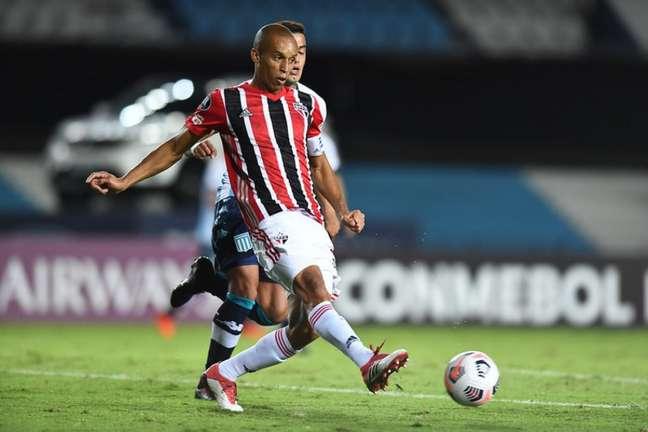 Miranda falou sobre momento do São Paulo e duelo contra o Flamengo (Foto: Staff Images / CONMEBOL)