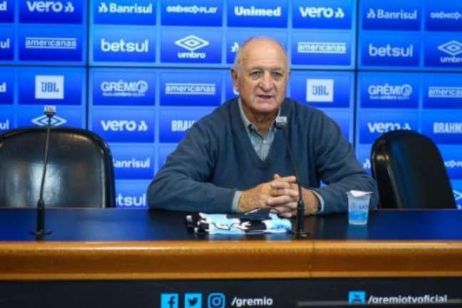 Técnico não comandava a equipe desde 2015 (Lucas Uebel/Grêmio FBPA)
