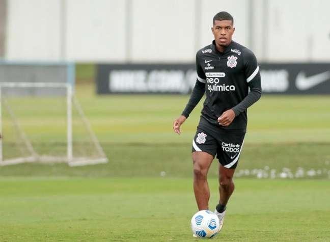 Léo Natel tem 54 jogos e 4 gols com a camisa do Corinthians (Foto: Rodrigo Coca/Ag. Corinthians)