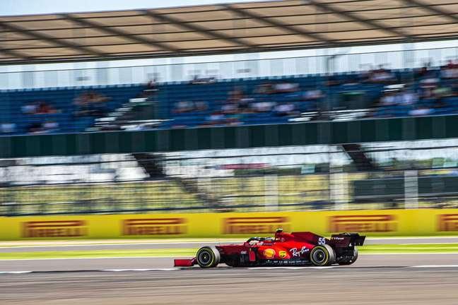 Carlos Sainz avaliou que poderia ter alcançado um resultado melhor em Silverstone