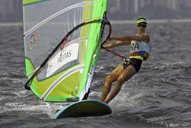 Patrícia Freitas começou os Jogos de Tóquio com um 13º lugar