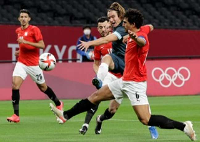 Foto: Argentina dominou o jogo e venceu Divulgação