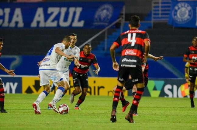 Foto: Divulgação/Augusto Oliveira/CSA