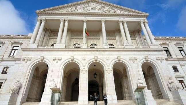 Parlamento de Portugal, um dos países do mundo que adotam semipresidencialismo
