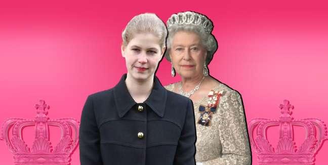 A neta discreta e a vovó poderosa: Louise adora Elizabeth, mas sinaliza não querer se dedicar à monarquia
