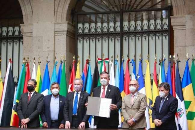 Documento foi assinado por 6 países e será debatido na Celam em setembro