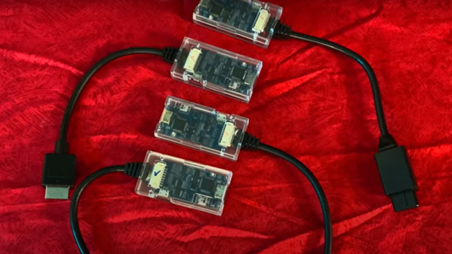 O cabo RAD2X é plug & play