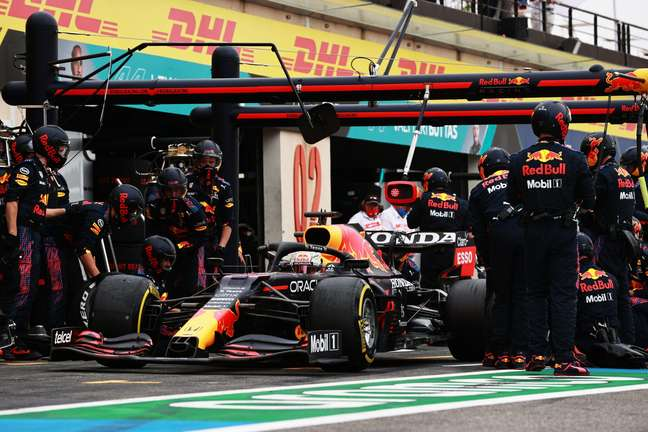 A Red Bull criticou a mudança que a Fórmula 1 vai realizar no procedimento de pit-stops