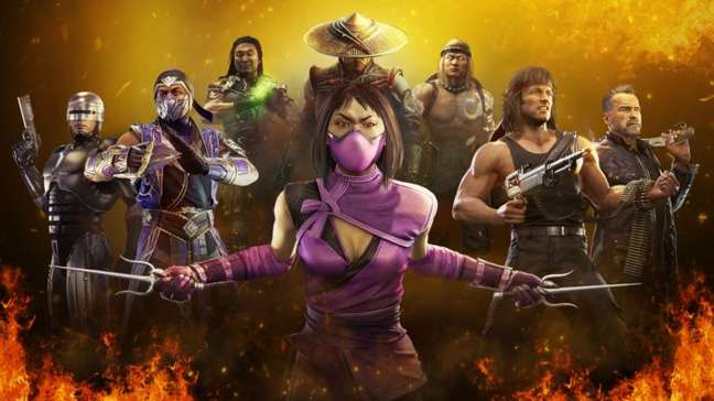 Mortal Kombat 11 bate recorde de vendas