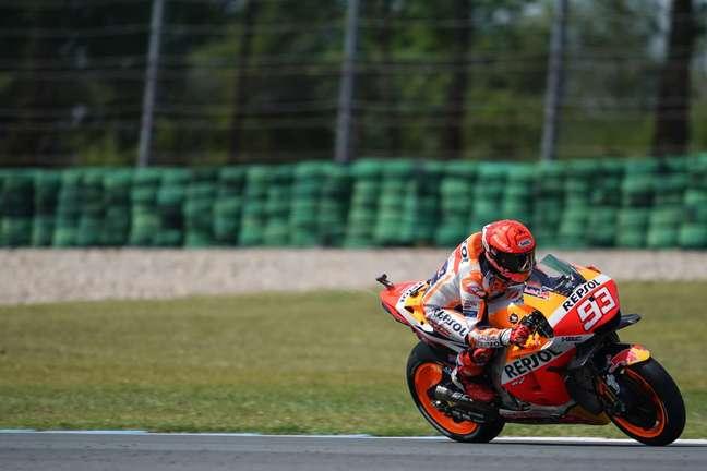 Moto mais parceira vai facilitar vida de Marc Márquez na MotoGP