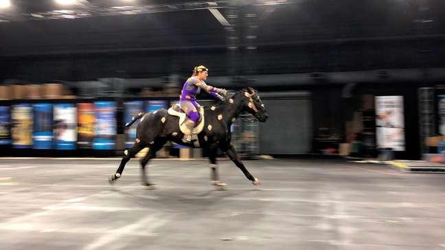 Sucker Punch e Naughty Dog trocaram experiências para gravar o mocap com cavalos