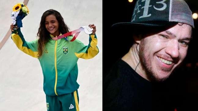 Fadinha faz parte de uma geração do skate pós-Chorão, um apaixonado pelo esporte (Foto: LANCE!)