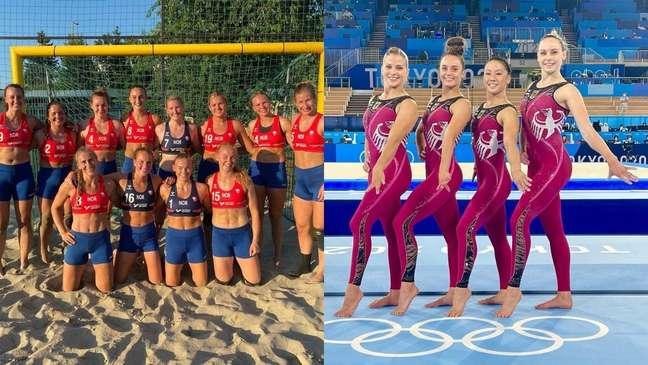 Veja a evolução dos uniformes olímpicos femininos!