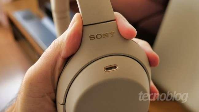 Fone Sony WH-1000XM4