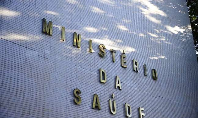 Sede do Ministério da Saúde, em Brasília