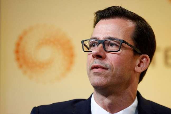 BC britânico não deveria reduzir estímulo por vários trimestres, diz Vlieghe 12/07/ 2019.  REUTERS/Henry Nicholls/File Photo