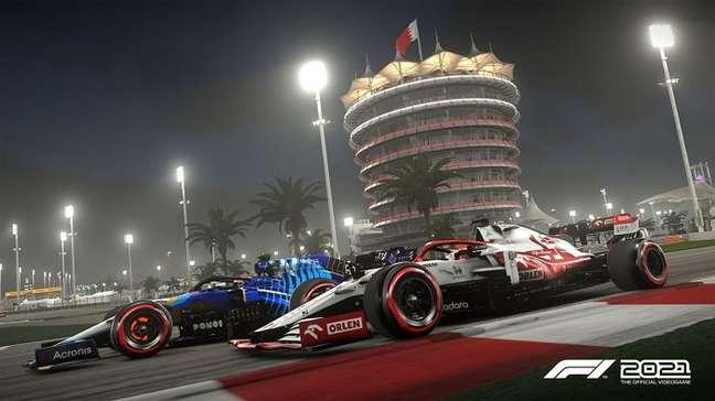 Guia de troféus e conquistas F1 2021