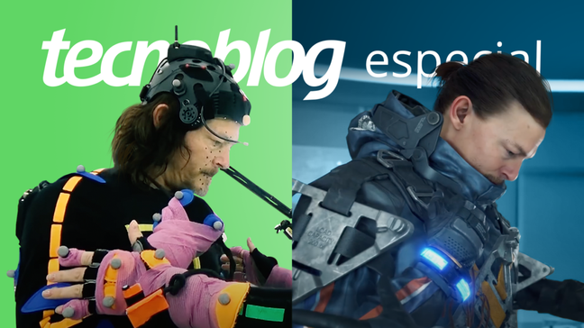 Motion capture e a arte de dar vida aos games