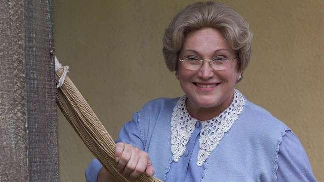 Dona Benta, interpretada por Nicette Bruno na versão mais atual, conquistou o coração dos fãs de