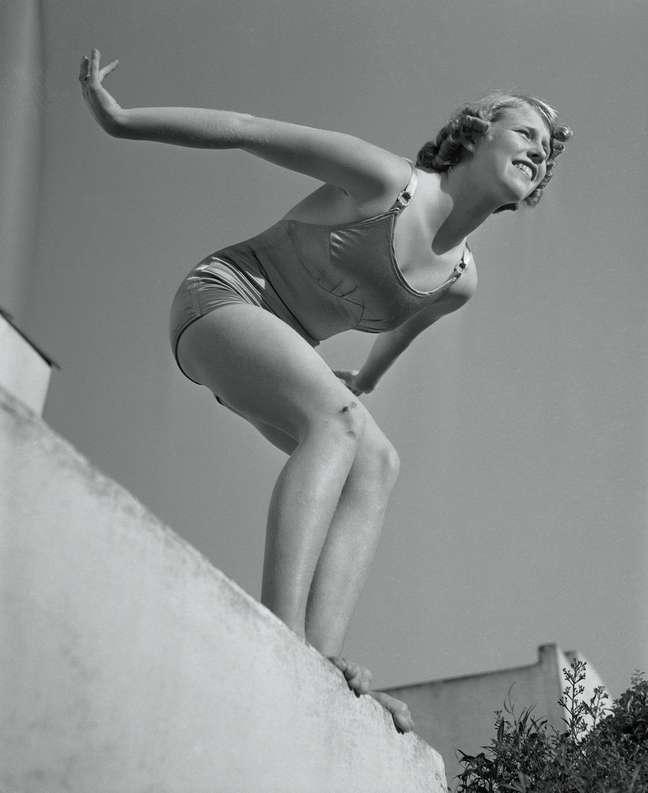 A saltadora Marjorie Gestring é até hoje a medalhista de ouro mais jovem da história, após sua vitória em Berlim 1936 aos 13 anos