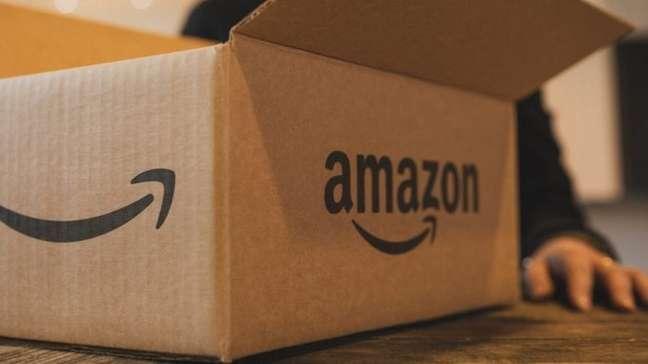Embalagem da Amazon