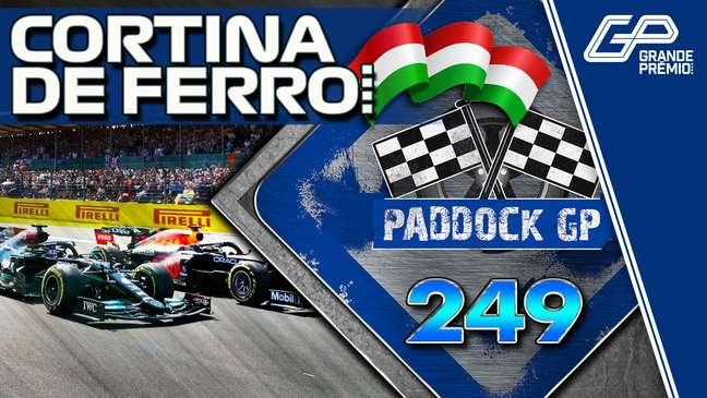 Paddock GP #249