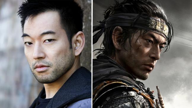 Daisuke Tsuji interpretou Jin Sakai em Ghost of Tsushima