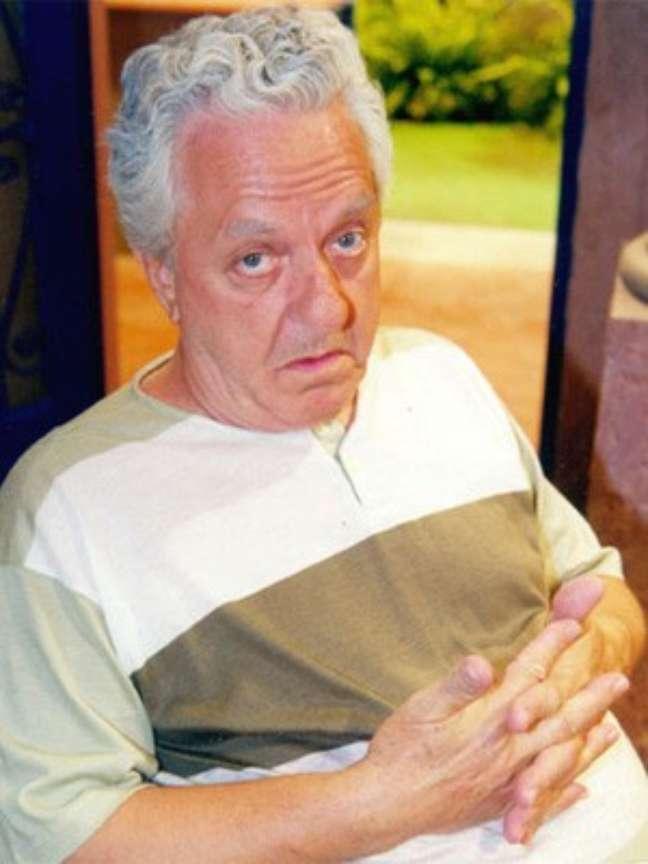 O ator faleceu em 2003.