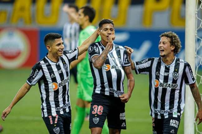 Marrony entrou na mira do time dinamarquês e pode deixar a equipe mineira-(Divulgação/Mineirão)