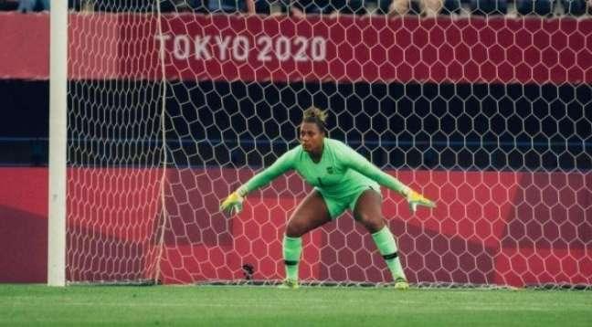 Bárbara falhou contra a Holanda, mas será mantida de titular na terça-feira contra Zâmbia Sam Robles CBF