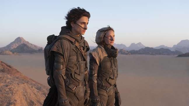 """""""Dune"""", de Denis Villeneuve, um dos mais aguardados"""