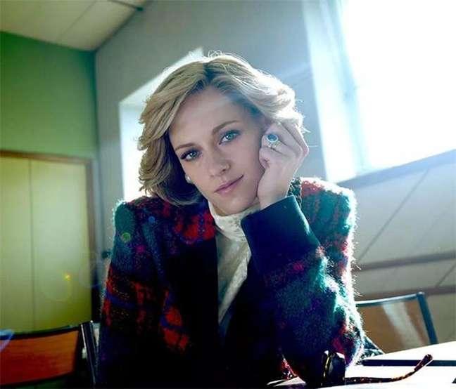 Kristen Stewart interpreta princesa Diana em 'Spender'