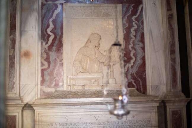 Missa anual pela morte de Dante Alighieri em Ravenna será especial em 2021